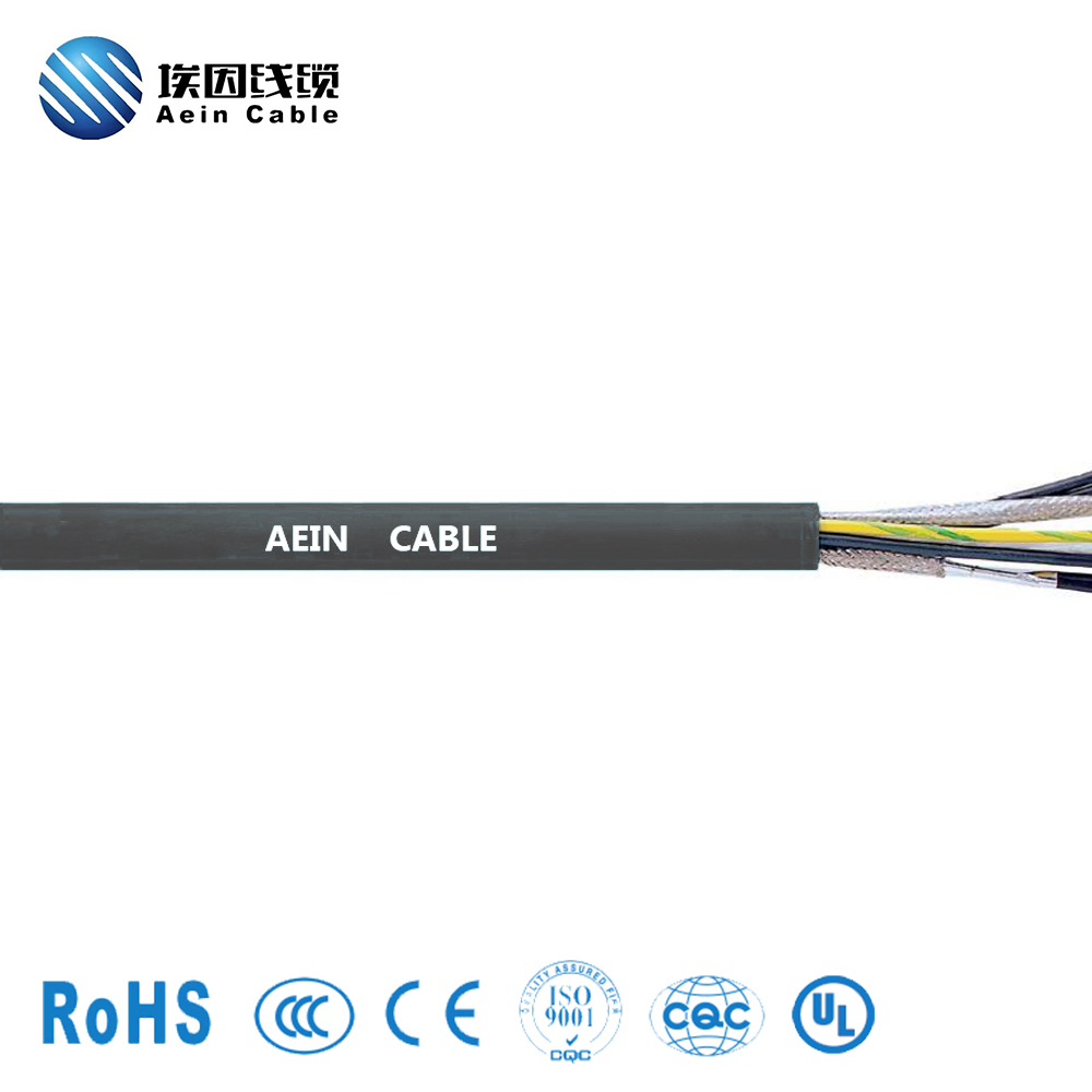 PUR型传感器专用电缆