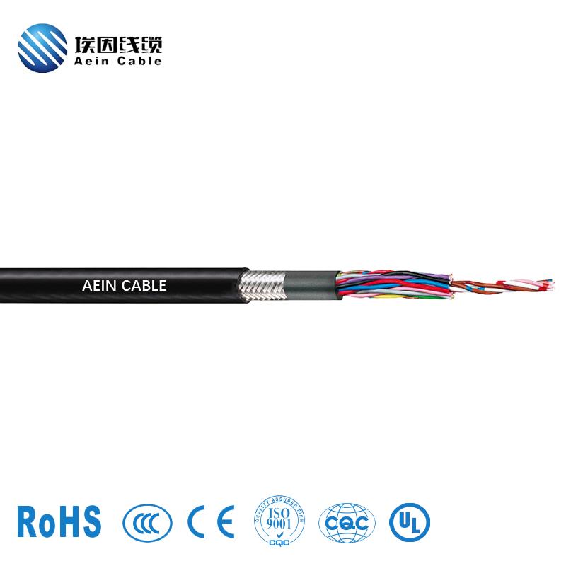 AC-Flex903-PUR-高速柔性双绞屏蔽拖链电缆