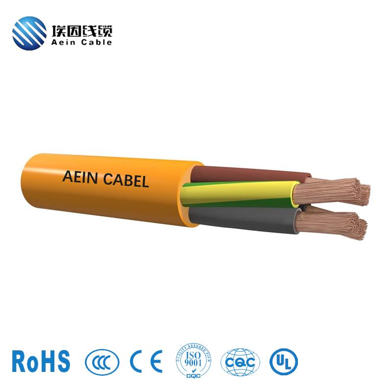 H05BQ-F/ H07BQ-F 3G6(NGMH11Y生产厂家)PUR护套聚氨酯电缆