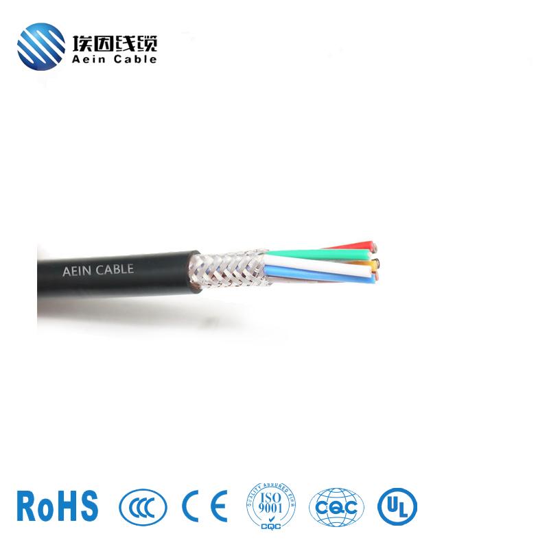 ROBOT900BP,超高速柔性机器人机械手臂屏蔽电缆