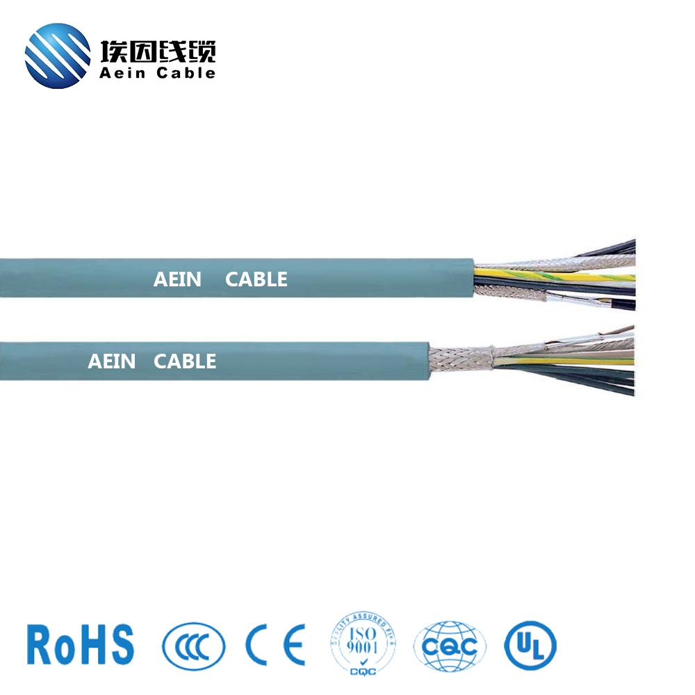 电机连接与控制系统电缆 0.6/1KV