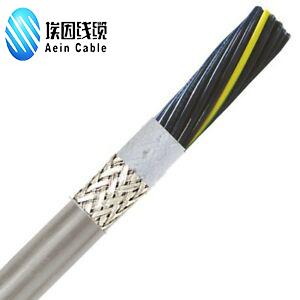 ANT1013 中速双绞双护套屏蔽拖链电缆